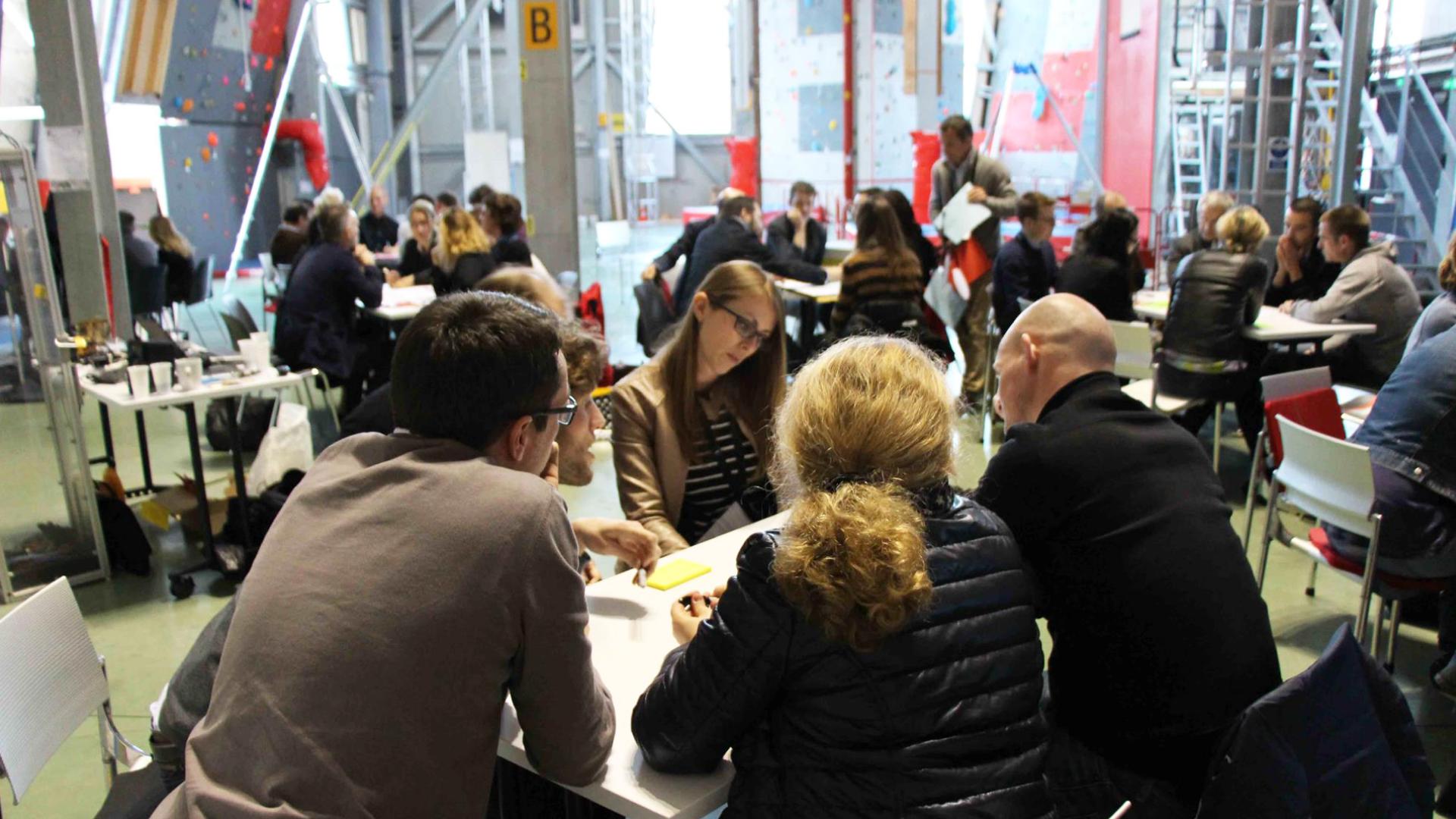 Ecole d'hiver de la créativité Grenoble